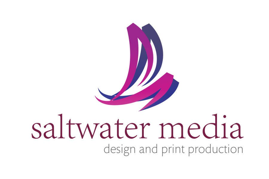 Contest Entry #19 for Saltwater Media - Printing & Design Firm