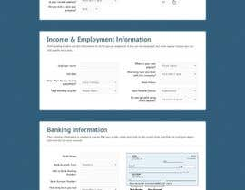 #53 untuk DESIGN THEE GREATEST ONE PAGE FORM EVER! oleh BillWebStudio