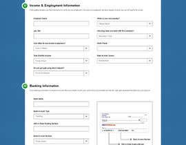 #57 untuk DESIGN THEE GREATEST ONE PAGE FORM EVER! oleh nitinatom