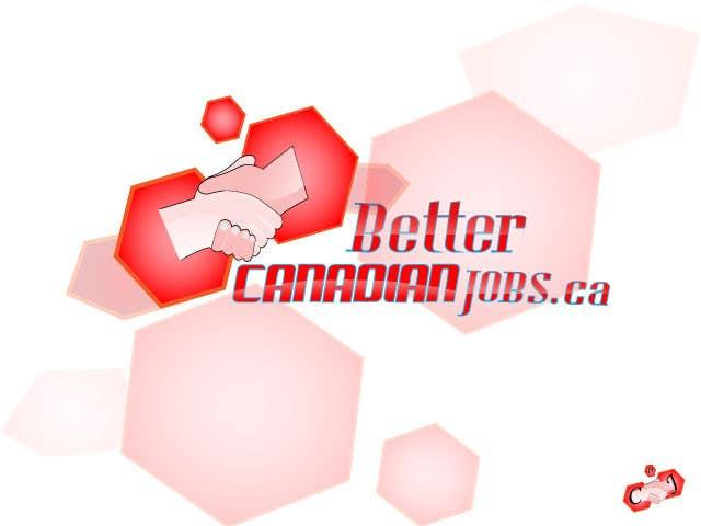 Bài tham dự cuộc thi #17 cho Design a Logo for BetterCanadainJobs.ca