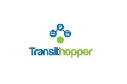 #23 untuk Design a Logo for our new app transithopper oleh iffikhan