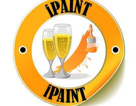 #90 para Design a Logo for iPaint por bijubr