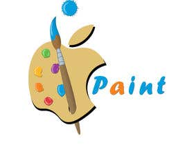 #4 for Design a Logo for iPaint by bilalannouss