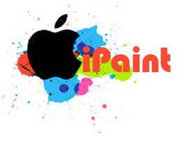 #1 for Design a Logo for iPaint by joanaschuenck