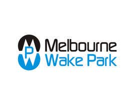 #111 para Design a Logo for 'Melbourne Wake Park' cable wakeboarding por ibed05