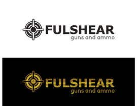 #132 for Need a Logo Designed for Gun Shop af dustu33