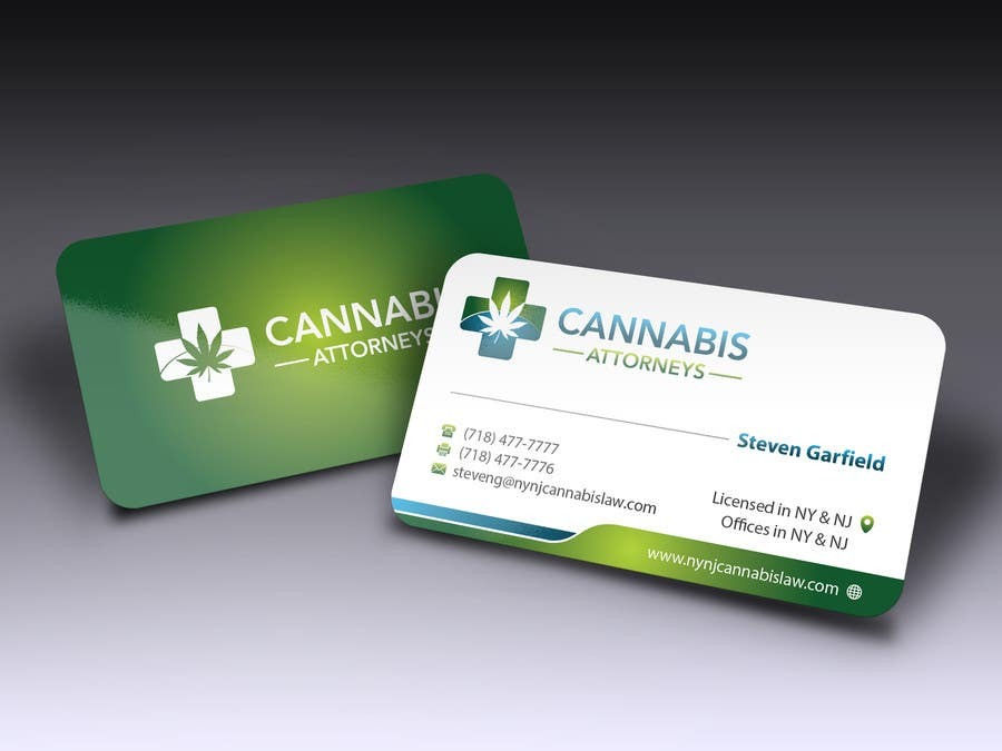 Entry #20 by angelacini for Marijuana law firm business design ...