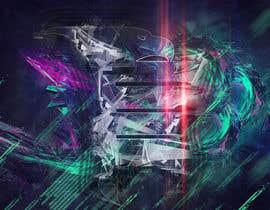 #45 para Music cover art and logo work por joeblackis17