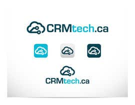 #474 para Design a Logo for CRM consulting business -- company name: CRMtech.ca por dzenomon