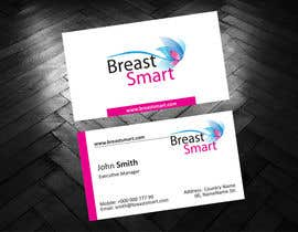 #140 for Design a Logo for BreastSmart af antoaneta2003
