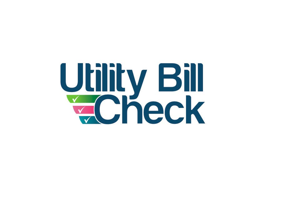 Konkurrenceindlæg #34 for Design a Logo for Utility Bill Check