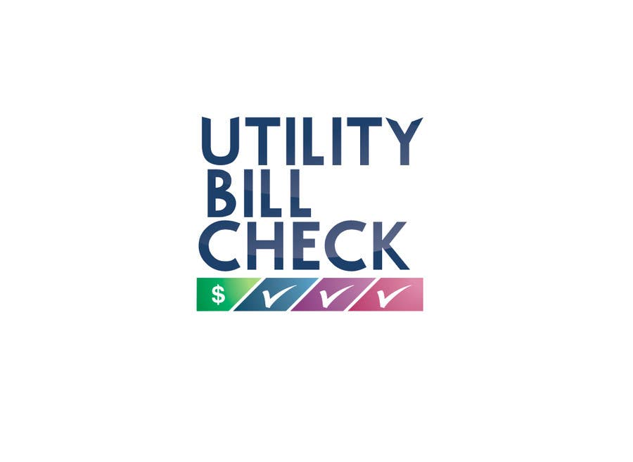 Konkurrenceindlæg #36 for Design a Logo for Utility Bill Check