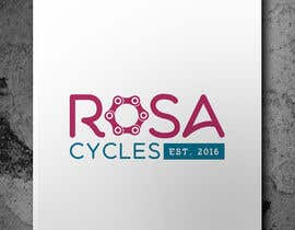 #164 for Create a Logo for Rosa Cycles ( Bicycle Shop ) by samehsos