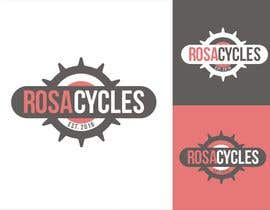 #135 for Create a Logo for Rosa Cycles ( Bicycle Shop ) by YONWORKS