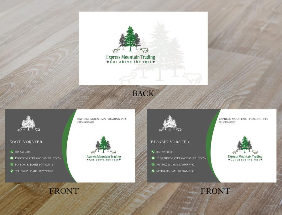 forestry business cards - Tire.driveeasy.co