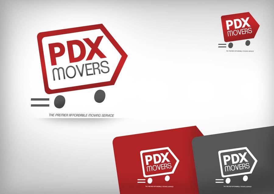 Bài tham dự cuộc thi #                                        111                                      cho                                         Design a Logo for pdxmovers.com