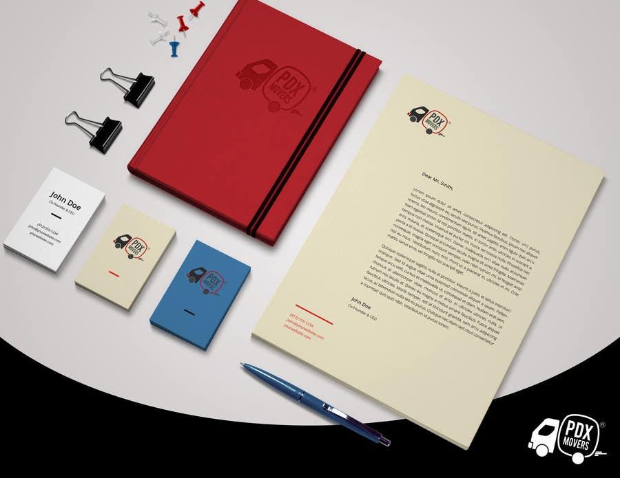 Bài tham dự cuộc thi #                                        93                                      cho                                         Design a Logo for pdxmovers.com