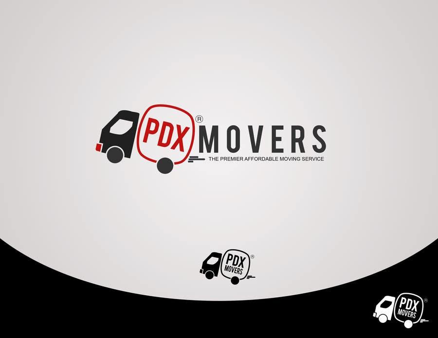 Bài tham dự cuộc thi #                                        95                                      cho                                         Design a Logo for pdxmovers.com