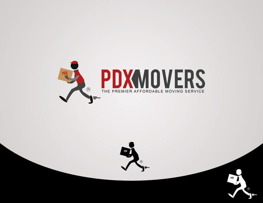 Bài tham dự cuộc thi #                                        112                                      cho                                         Design a Logo for pdxmovers.com