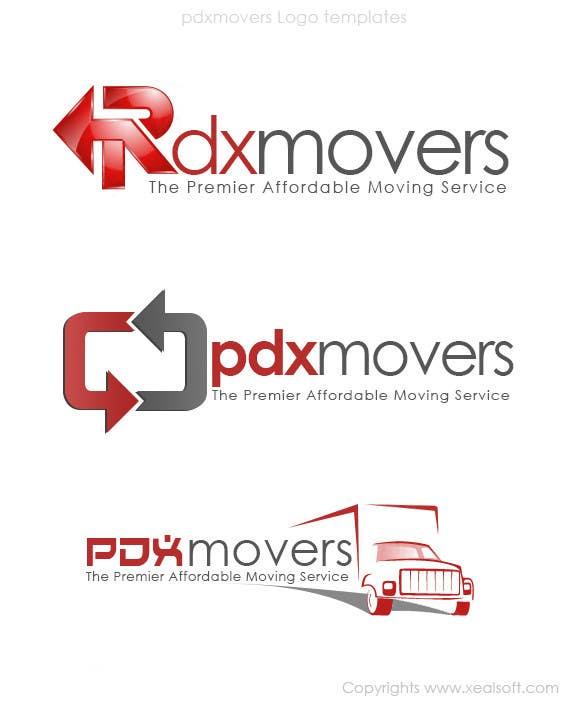 Bài tham dự cuộc thi #                                        67                                      cho                                         Design a Logo for pdxmovers.com