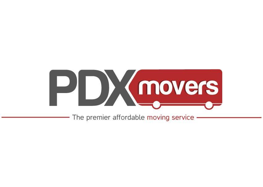 Bài tham dự cuộc thi #                                        76                                      cho                                         Design a Logo for pdxmovers.com
