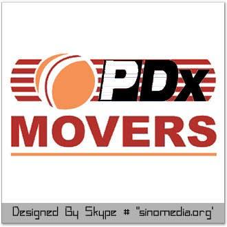 Bài tham dự cuộc thi #                                        21                                      cho                                         Design a Logo for pdxmovers.com