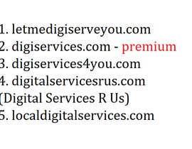 priya96411 tarafından Name my agency için no 27