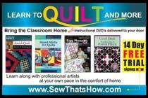 Graphic Design Inscrição do Concurso Nº98 para Graphic Design for SewThatsHow.com