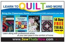 Graphic Design Inscrição do Concurso Nº118 para Graphic Design for SewThatsHow.com