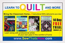Graphic Design Inscrição do Concurso Nº117 para Graphic Design for SewThatsHow.com