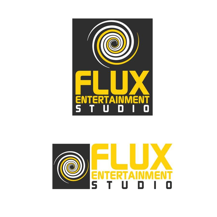 Contest Entry #171 for Flux Entertainment Studio: Design a Logo!