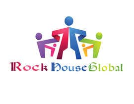 #82 untuk Design a Logo for Rock House Global oleh sainil786