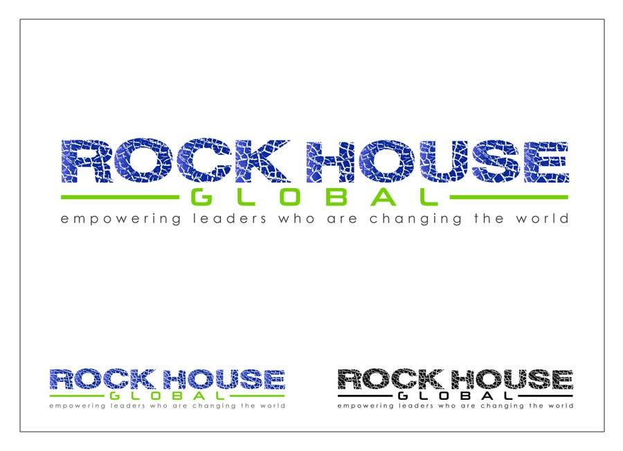 Konkurrenceindlæg #79 for Design a Logo for Rock House Global