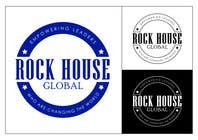 Graphic Design Konkurrenceindlæg #113 for Design a Logo for Rock House Global