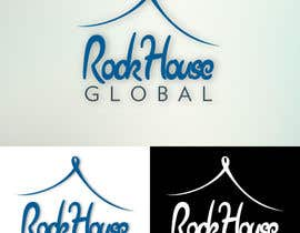 #64 untuk Design a Logo for Rock House Global oleh ccakir