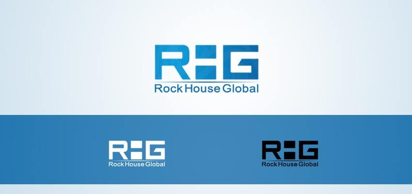 Konkurrenceindlæg #69 for Design a Logo for Rock House Global