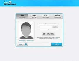 #22 para Graphic Design for Sign Up Process por posspoint