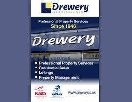#6 for Design a Banner for our rightmove profile page (310 pixels wide by 468 pixels high). af b74design