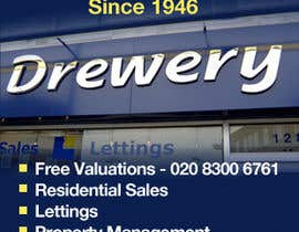 #34 for Design a Banner for our rightmove profile page (310 pixels wide by 468 pixels high). af b74design