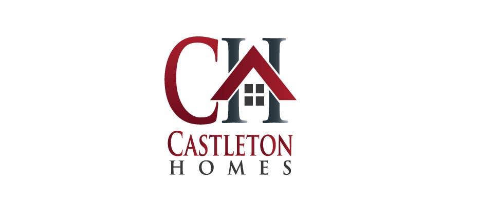 Kilpailutyö #150 kilpailussa Design a Logo for Castleton Homes