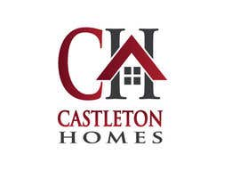 nº 159 pour Design a Logo for Castleton Homes par ccet26