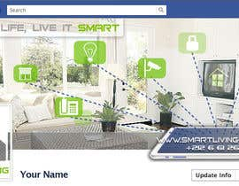 #25 untuk Design a banner for facebook/Website for home automation company oleh SueKocian
