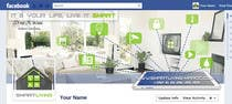 Graphic Design Contest Entry #26 for Design a banner for facebook/Website for home automation company