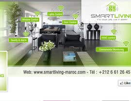#14 para Design a banner for facebook/Website for home automation company por ajdezignz