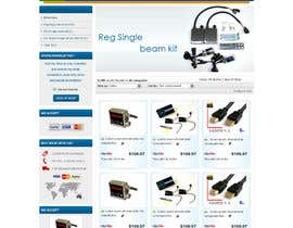 RaddyxTechnology tarafından Ebay Listing template and store layout creation için no 4