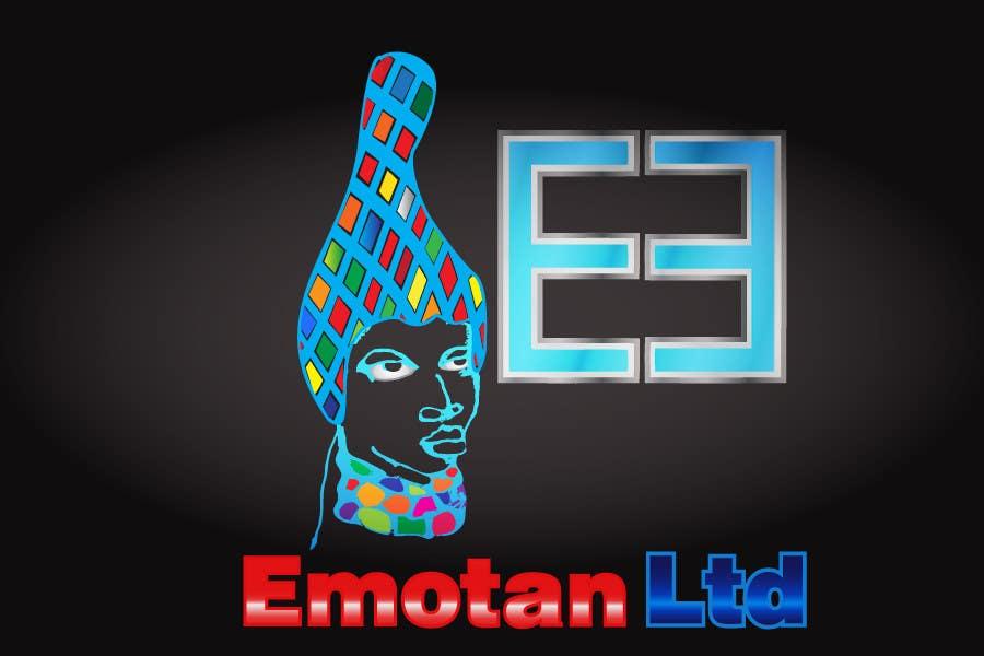 Proposition n°                                        77                                      du concours                                         Logo Design for Emotan Ltd