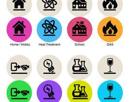 nº 6 pour Design some Icons for Website par dreamstudios0