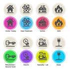 Graphic Design Inscrição do Concurso Nº19 para Design some Icons for Website