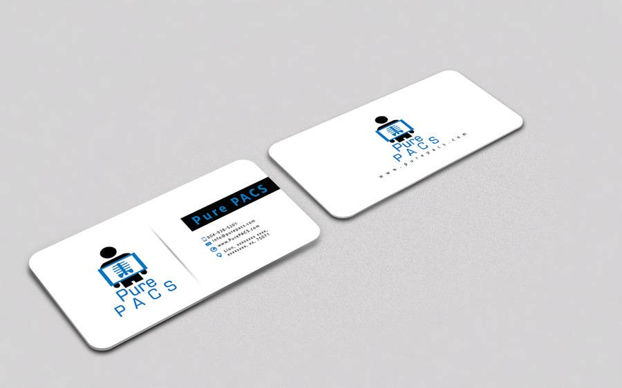 Entry #53 by actdesigners for Front & Back Color Business Cards for ...