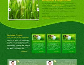 #7 untuk Need a Logo & Website PSD for Bush Sod Farms oleh aryamaity